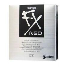 [SANTE] FX NEO Cooling Sensation & Refreshing Eye Drops 12ml JAPAN NEW NIB