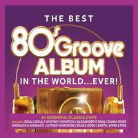 THE BEST 80'S GROOVE ALBUM IN THE WORLD...EVER! – V/A 3xCDs (NEW/SEALED)
