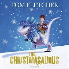 The Christmasaurus by Fletcher, Tom | Audio CD Book | 9780141373539 | NEW