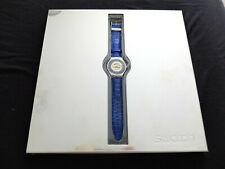 SWATCH seltene Platinarmbanduhr Modell Trésor Magique Nr. 12.999, Schweiz 1993