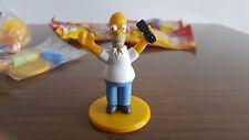 NEU 2003 Chupa Chups Simpsons 3D Figuren Homer Simpson 6 cm