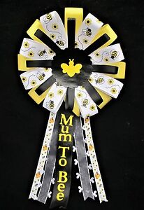 Handmade Mum to Be Rosette or Corsage