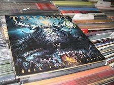 TESTAMENT 2 LP DARK ROOTS OF EARTH BLACK VINYL SEALED