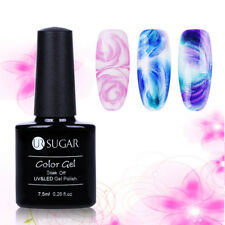 7.5ml UR SUGAR Nail Art Blossom UV Gel Clear Long Lasting Blooming Gel Polish #1