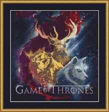 Game Of Thrones Cross Stitch Kit