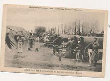AK, Wk1, Feldbäckerei des I. Armeekorps an der ostpreussischen Grenze (N)19431
