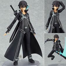 Anime Sword Art Online SAO Kirigaya Kazuto Kirito PVC Action Figure Figurine Toy