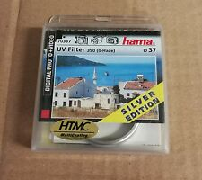 Hama UV Filter UV-390 (O-Haze) - filtre - filtre ultraviolet - 37 mm