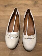 Marc Jacobs Suede Stone Ballet Flats EU 39.5 39 1/2 UK 7 US 9.5