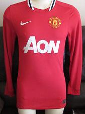 Manchester United-Home Camisa - 2011/12 - Pequeño