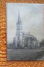 Grajewo Grajevas AK Feldpost 1.WK  Katholische Kirche Podlachien Polen
