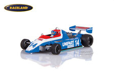 Ensign N180 Cosworth V8 F1 Unipart GP England 1980 Jan Lammers, Spark 1:43