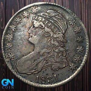 1831 Capped Bust Half Dollar  --  MAKE US AN OFFER!  #K6871