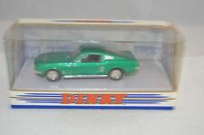 Dinky Toys Matchbox DY16 DY-16 Ford Mustang Fast Back green mint in box