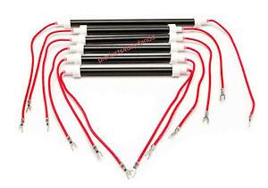 6 NEW OEM EdenPURE GEN3 1000 & SunTwin Heating Elements / Bulbs - Complete Set