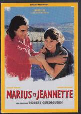 Film Postcard - Marius Et Jeanette - Gerard Meylan & Ariane Ascaride  RR2731