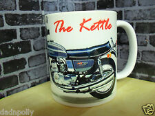 SUZUKI GT750 'KETTLE'- CERAMIC MUG - IDEAL GIFT - PERSONALISED IF REQUIRED