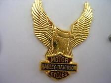 PIN'S MOTO/  SIGLE  HARLEY DAVIDSON  /  SUPERBE