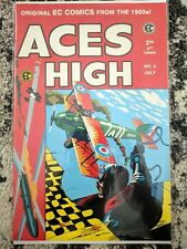 Aces High #4 **WAR COMIC** (EC 1999) Reprints Golden Age Comic - Nice Copy!