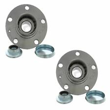 Seat Ibiza 6L Hatchback 2002-2009 Rear Wheel Bearing Hubs With ABS 120mm Flange