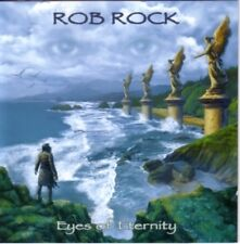 Rob Rock-Eyes Of Eternity/Impellitteri METAL! CD New
