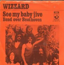 7inch WIZZARD see my baby jive HOLLAND +PS ORANGE COVER 1973 EX