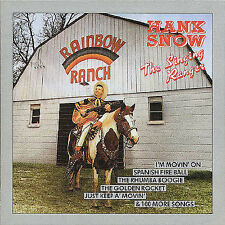 The Singing Ranger: 1949-1953 by Hank Snow (CD, Sep-2003, Bear Family Records (Germany))