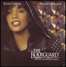 THE BODYGUARD - SOUNDTRACK CD ~ WHITNEY HOUSTON~KEVIN COSTNER~JOE COCKER *NEW*