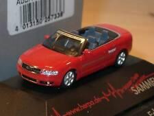 Herpa audi a4 cabrio, extra editon 2, rojo, PC - 257336
