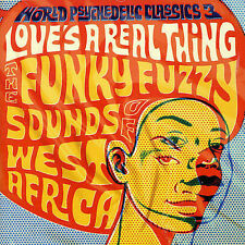 World Psychedelic Classics, Vol. 3: Love's a Real Thing by Various Artists (CD
