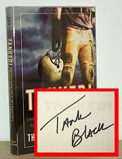 "William ""Tank"" Black - Tanked! - SIGNED 1st 1st - NFL NBA Super Agent - SCARCE"