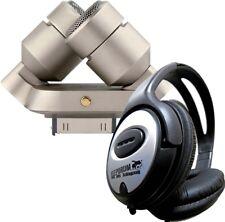 RODE IXY stereo recording-Microfono per iPhone, iPad & iPod + TAMBURI Cuffie