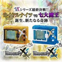 BANDAI Digital Monster X Ver. 3 Digimon Digivice Game Yellow & Blue Color Set