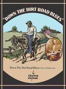 John Tefteller's Blues Images Poster Down The Dirt Road Blues