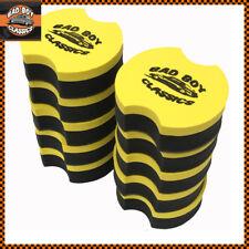 10x Wax Polish Sealant Foam Sponge Applicator Pad Ideal for Classic Cars
