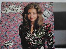 VICKY LEANDROS -s/t- LP (Siegerin Grand Prix Eurovision Edinburgh 1972) + POSTER