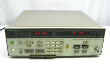 Hp Agilent Keysight 8970b Noise Figure Meter