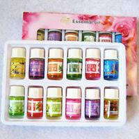 Premium Essential Oils Organic Pure Natural Therapeutic Aromatherapy Gift Set Z