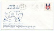 1974 Mariner 10 Fly By Mercury Barstow California Planet Venus SPACE NASA USA