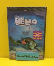 Disney Pixar Finding Nemo Dvd - 2013 New Sealed Authentic With Rewards