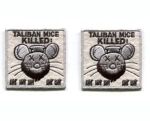 "Kandahar Whacker Isaf Camp Bastion SAS Ana Apu 2 "" 2-TAB Taliban Mice Kill Comte"