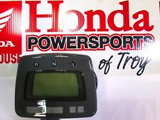 GENUINE HONDA OEM 1998-2001 TRX450 FOREMAN (MANUAL,FOOT SHIFT) SPEEDOMETER