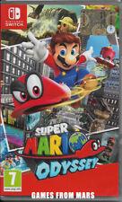 SUPER MARIO ODYSSEY / Nintendo Switch / NUOVO ITALIANO
