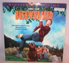 Laserdisc {7} * Bushwacked * Daniel Stern Jon Polito Brad Sullivan Widescreen