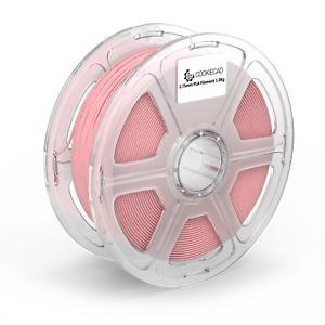 Cookiecad Pale Pink 3D Printer PLA Filament 1.75mm, 1kg
