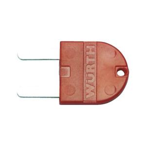 Wurth Number Plate Holder Frame Key Genuine Wurth Product