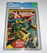 X-Men #84 - Marvel 1973 Bronze Age Issue - CGC VF- 7.5 - (Mekano cover & issue)