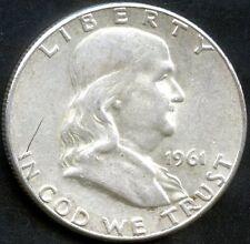 1961 United States Silver Half Dollar (12.5 Grams .900 Silver)