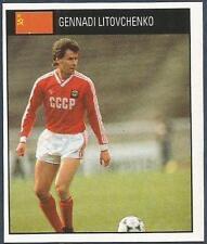 ORBIS 1990 WORLD CUP COLLECTION-#228-SOVIET UNION-RUSSIA-GENNADI LITOVCHENKO