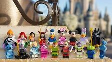 LEGO 71012 Disney 18 Minifigs Complete SET Mickey Minnie Donald Minifigures NEW!